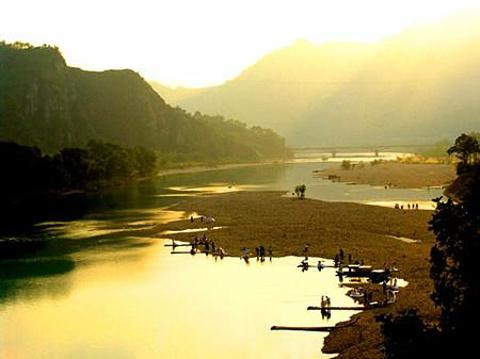 楠溪江旅游图片