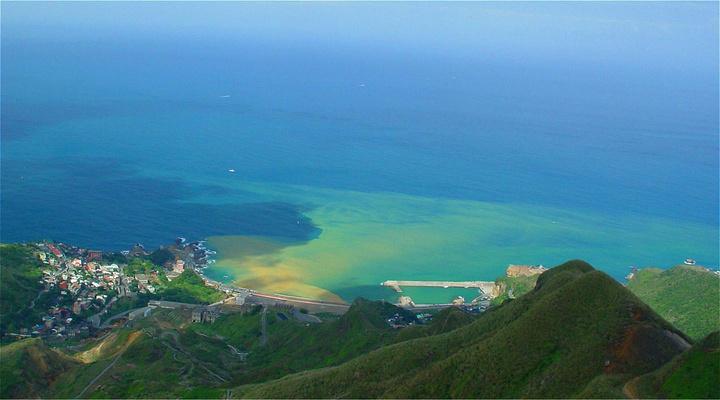 阴阳海旅游图片