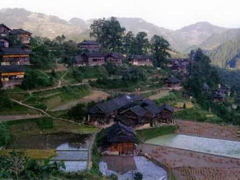 南猛村旅游景点图片