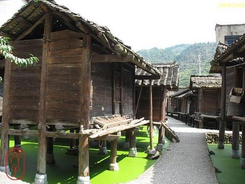 大塘苗寨旅游景点图片