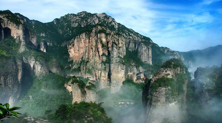 雁荡山美景旅游图片