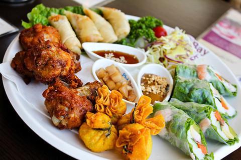 越南街头小吃