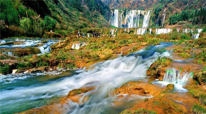 多依河旅游图片