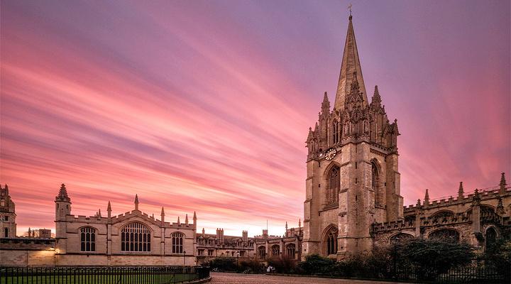 圣玛利大学教堂旅游图片