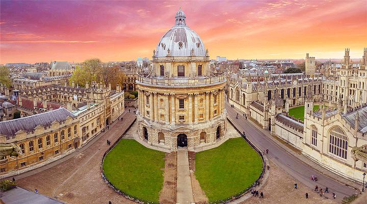 牛津大学旅游图片