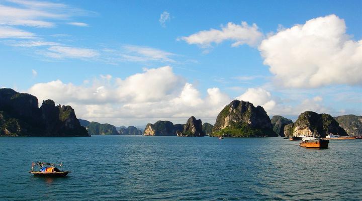 下龙湾旅游图片
