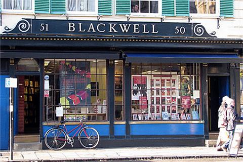 布雷克威尔书店