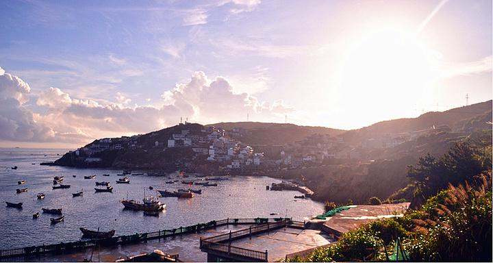 嵊山渔港旅游图片