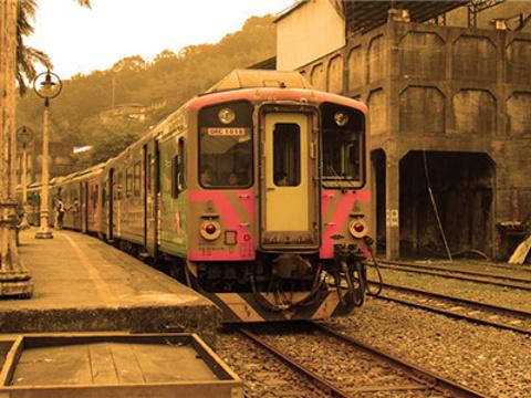 菁桐火车站旅游景点图片