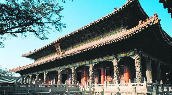 儒家圣殿旅游图片
