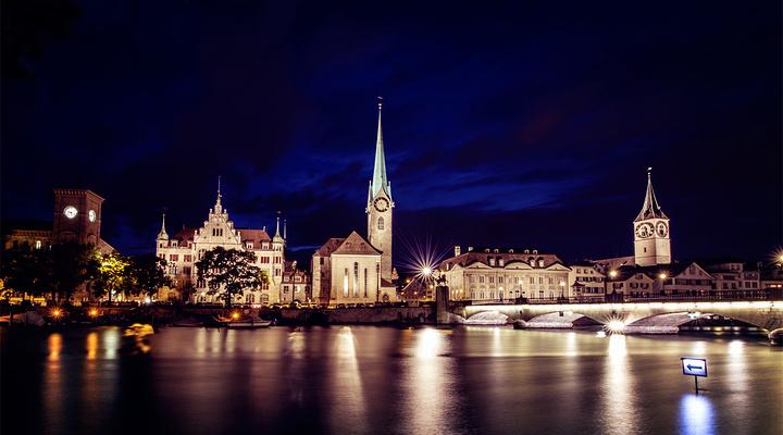 苏黎世圣母大教堂旅游图片