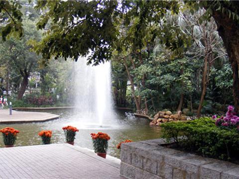 九龙公园旅游景点图片