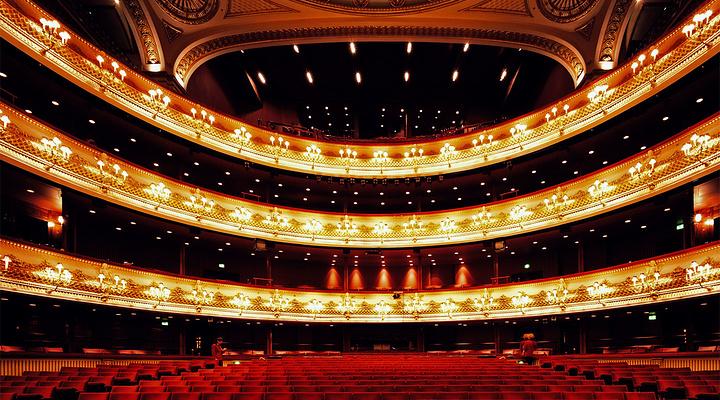 苏黎世歌剧院旅游图片