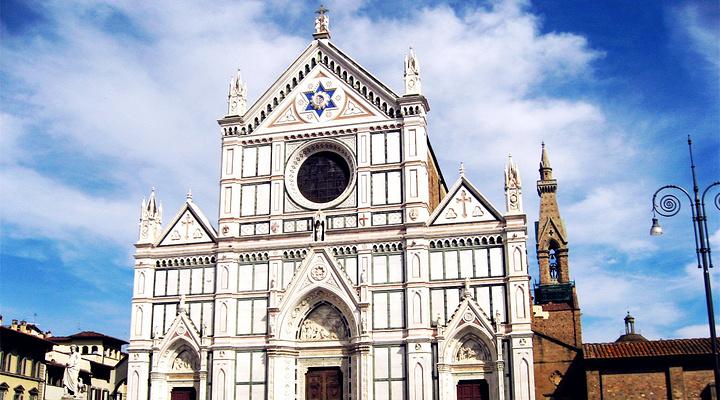 圣十字教堂旅游图片