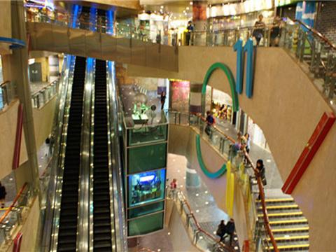朗豪坊商场旅游景点图片