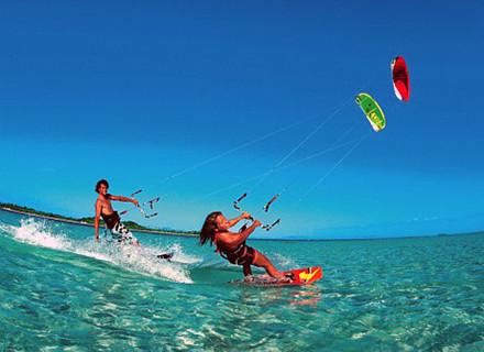 菲律宾风筝冲浪之旅