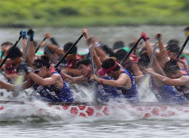 国际龙舟节International Dragon Boat Festival