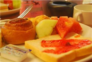 巴厘岛早餐
