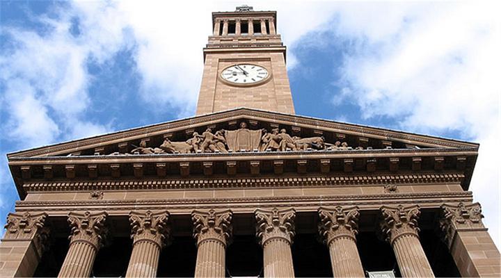 布里斯班市政厅旅游图片
