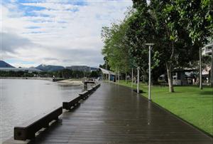 滨海艺术中心潟湖