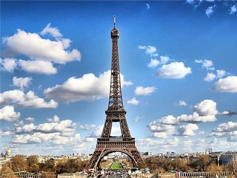 巴黎旅游景点图片