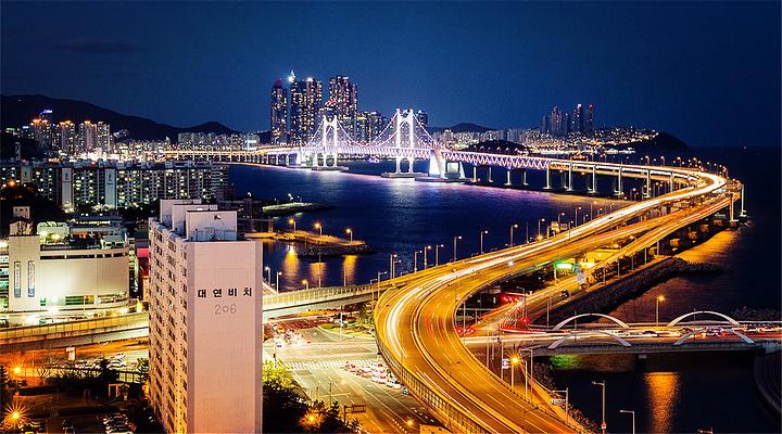 广安里大桥旅游图片
