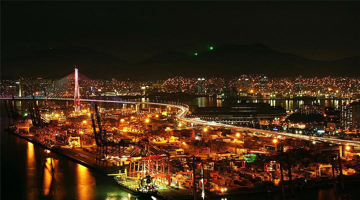 釜山港旅游图片