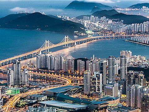 广安大桥旅游景点图片