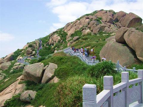小洋山旅游景点图片