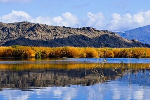 鸭泽湖的图片