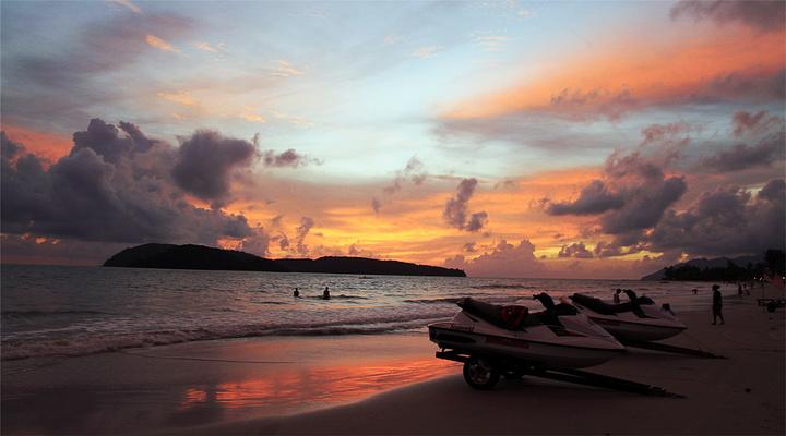 珍南海滨旅游图片