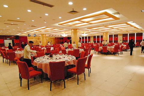 阳明山花园酒店中餐厅