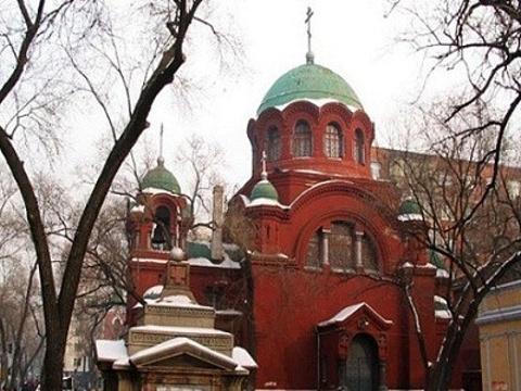 圣母守护教堂旅游景点图片