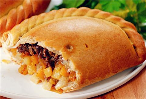 康沃尔馅饼Cornish pasty