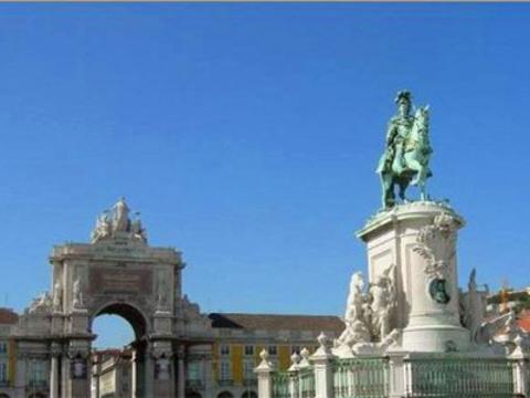 葡萄牙广场旅游景点图片