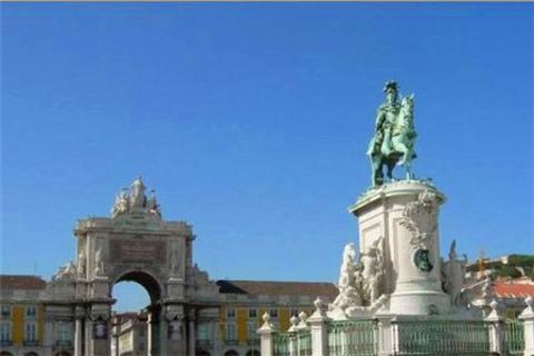 葡萄牙广场的图片