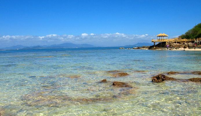 蜈支洲岛旅游图片