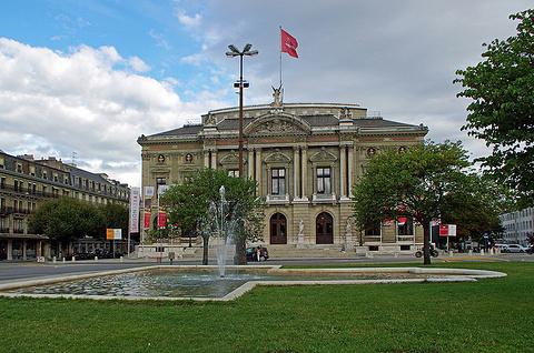 日内瓦大剧院