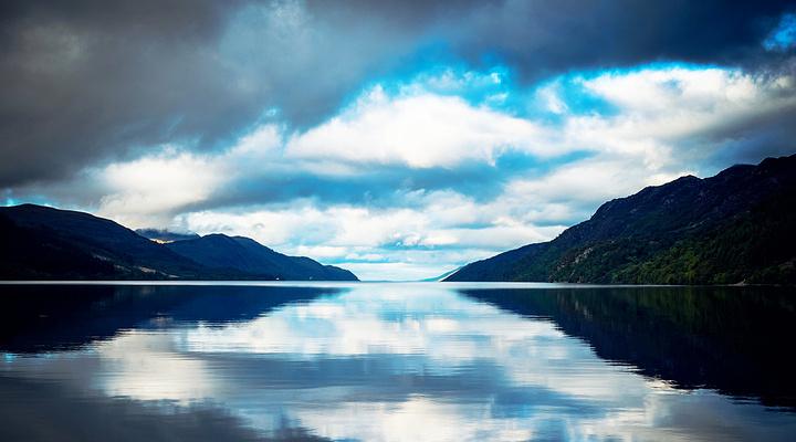 尼斯湖旅游图片