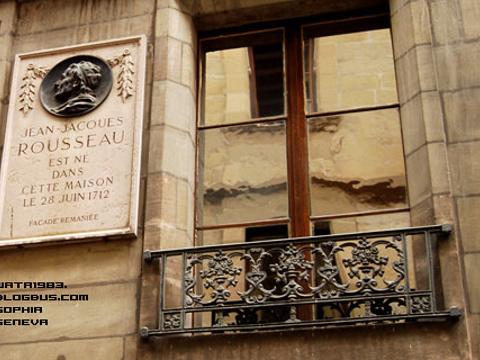 卢梭故居纪念馆旅游景点图片