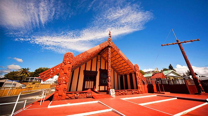奥希内穆图毛利文化村旅游图片