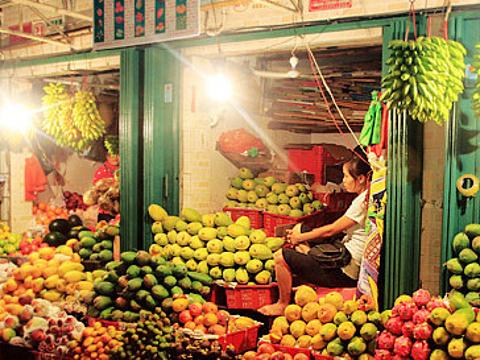 第一市场旅游景点图片