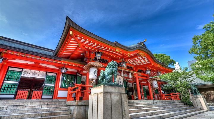 生田神社旅游图片