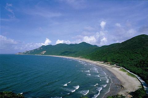 大鹏半岛的图片