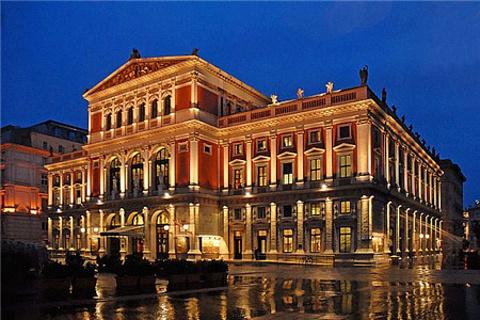 维也纳音乐厅