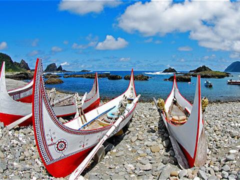 兰屿旅游景点图片