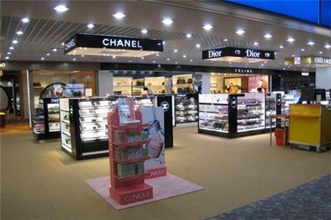 日上免税行(浦东机场店)