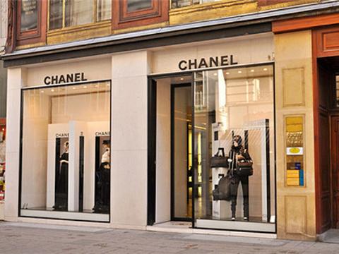 Chanel旅游景点图片