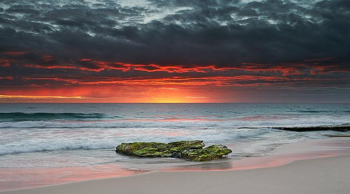 科特索海滩旅游图片