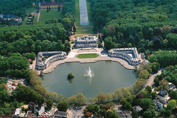 本拉特宫花园Schloss Benrath旅游图片